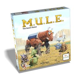 M.U.L.E. The Board Game (ENG)