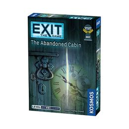 EXIT Abandoned Cabin (ENG)