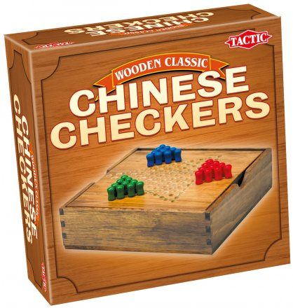 Kiinanshakki (Tactic) Chinese Checkers