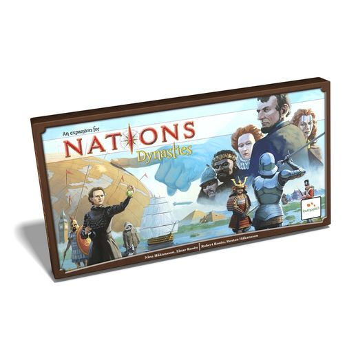 Nations - Dynasties (ENG)