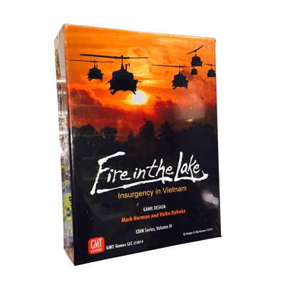 Fire in the Lake (ENG)