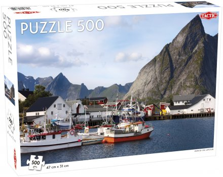 View of The Lofoten 56642 (Tactic)