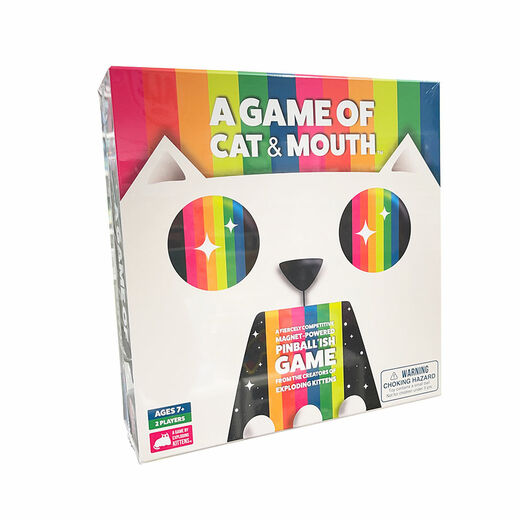 Game of Cat and Mouth (ENG)