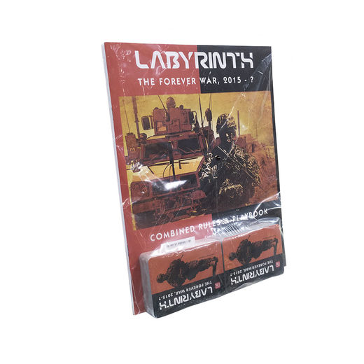 Labyrinth: Forever War Exp. (ENG)