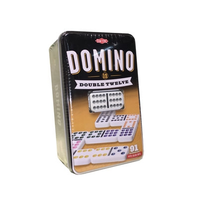 Domino, Double Twelve Tactic