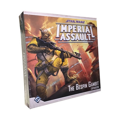 Star Wars - Imperial Assault: Bespin Gambit (ENG)