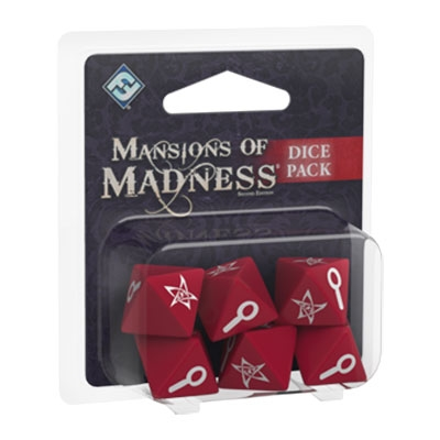 Mansions of Madness Dice pack (ENG)