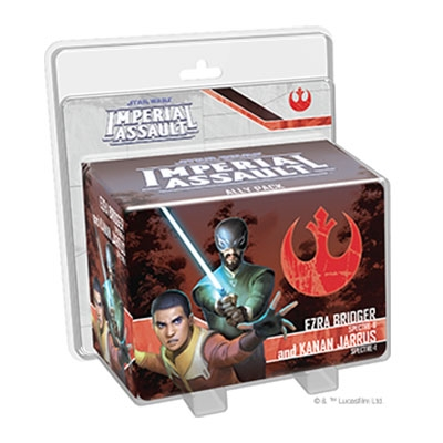Star Wars - Imperial Assault Ezra & Kanan (ENG)