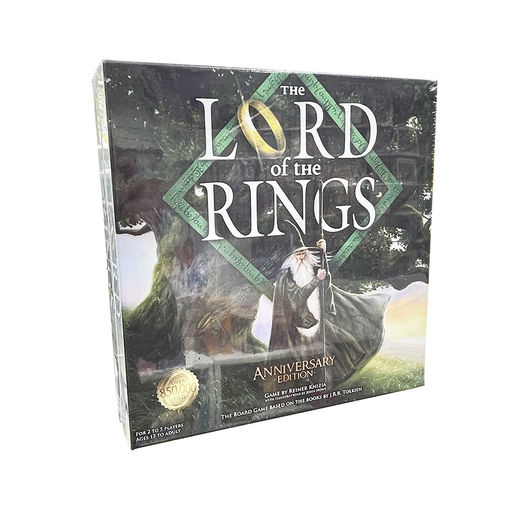 Lord of the Rings boardgame - Anniversary ed. (ENG)