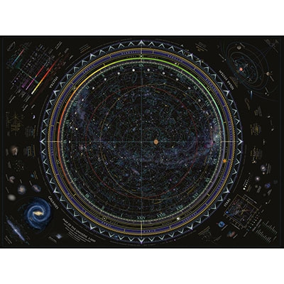 Map of the Universe 162130
