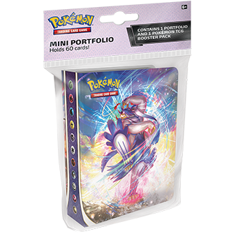 Pokemon: Battle Styles Mini Portfolio