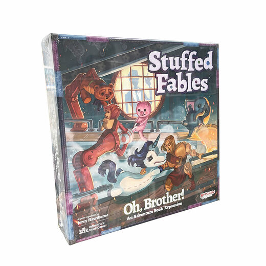 Stuffed Fables: Oh Brother! exp. (ENG)