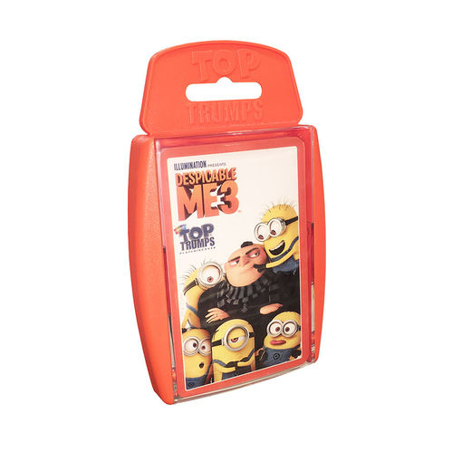 Top Trumps - Despicable Me 3 (ENG)